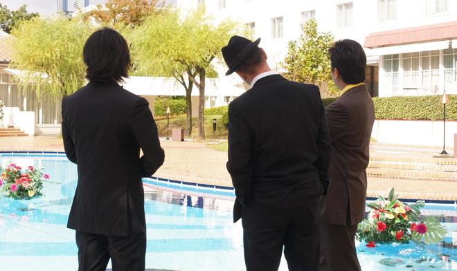 TEAM54プロデュース「また、待ち時間。予告映像というか、前作の解説です。