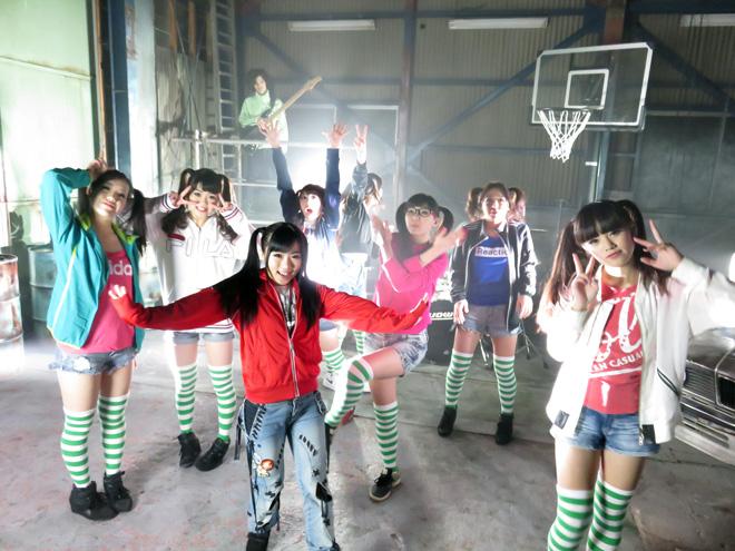 スタジオ・パリッシュゲートさん(大阪府寝屋川市)にて、大阪☆春夏秋冬MV撮影してました!このスタジオも見納めなのだ。