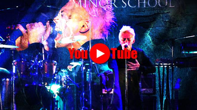「奇跡は君の中に」MINOR SCHOOL Live at BIGCAT 2012 マイナースクール ライブ映像