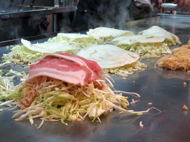 【お好み焼き 三幸(広島市)】どうしても食べたかった、本場の広島焼き!やっぱ美味かったよ。