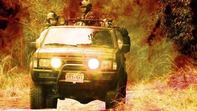 モダンミリタリーミーティング2015 戦闘速報!雨天決行だぜ!熱きミリ魂を見た和歌山バトルランド。軍曹どうでしょう?#62