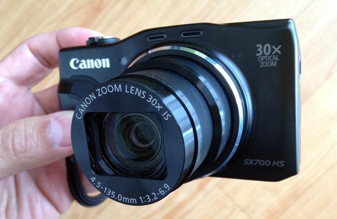 Canon HS700SX