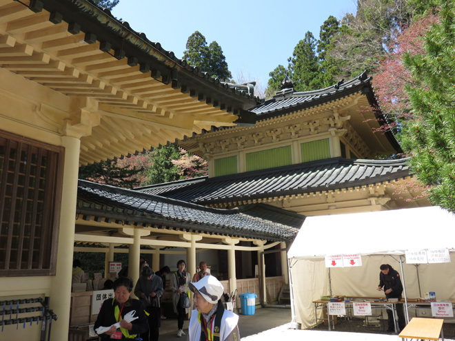 大正10年(1921年)建造の博物館!【高野山霊宝館】国宝・重要文化財を展示する貴重な木造建築でした。