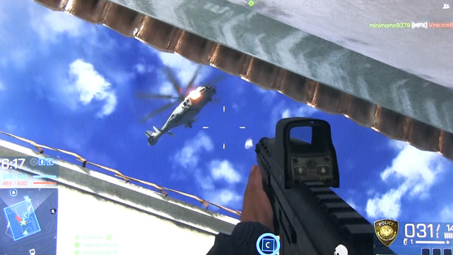 【BFH #05】俺ぁヘリを落としたいんだ!バトルフィールドハードライン/コンクエスト Dust Bowl 軍曹どうでしょう?#70