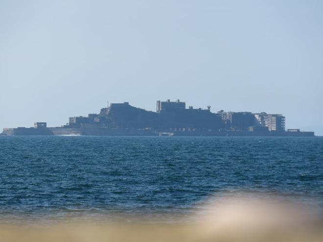 世界遺産を楽しめる温泉だ!軍艦島が見える【陽の岬温泉(長崎市・野母町)】は源泉バリバリ濁り湯でした。