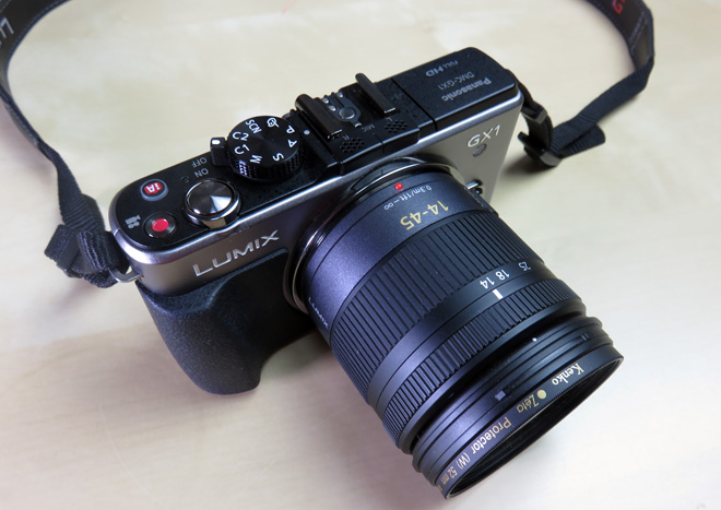 1万円で買える?中古ミラーレスのススメ!【Panasonic DMC-GX1】中古カメラでRAW現像を楽しむ。