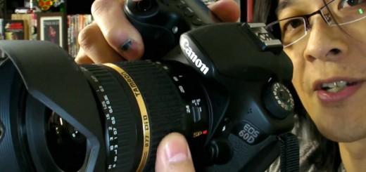 タムロン SP AF 10-24mm F3.5-4.5 Di Ⅱ