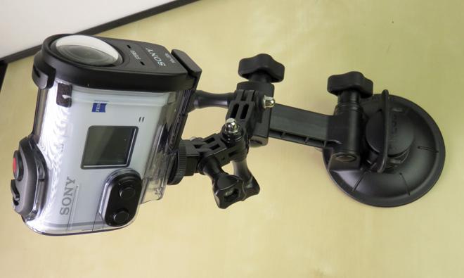 【REC-MOUNT GoPro】を使ってGoProマウント類を他のカメラでも活用する!