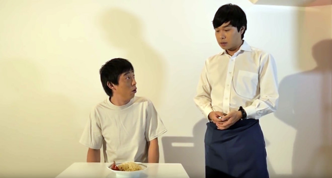 ナナイロ「チャーハン食べたいな」MV製作しました。さらば青春の光さんもコント披露!