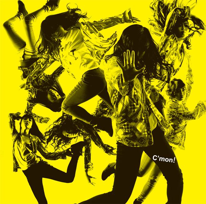 C'mon! 大阪☆春夏秋冬 2nd シングルCD ジャケットデザイン