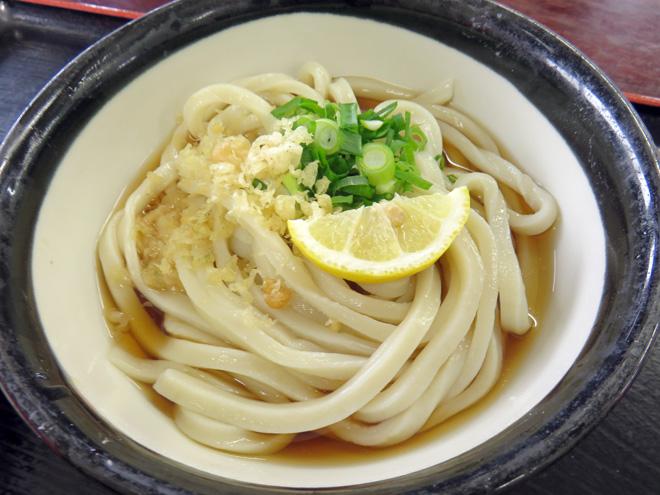 ストロング麺!コシと格闘する美味さ!【山下うどん(香川県善通寺市)】は最高でした。