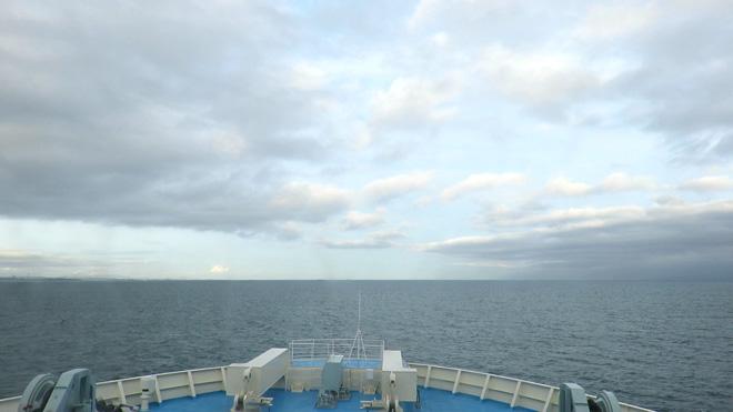 フェリーで露天風呂が楽しめる!【阪九フェリー】新造船「ひびき」に乗ってきました。