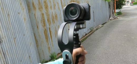 Banggood 1.5kg Handheld Video Stabilizer With Gopro Adapter