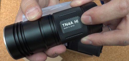 ThruNite® TN4A HI フラッシュライト