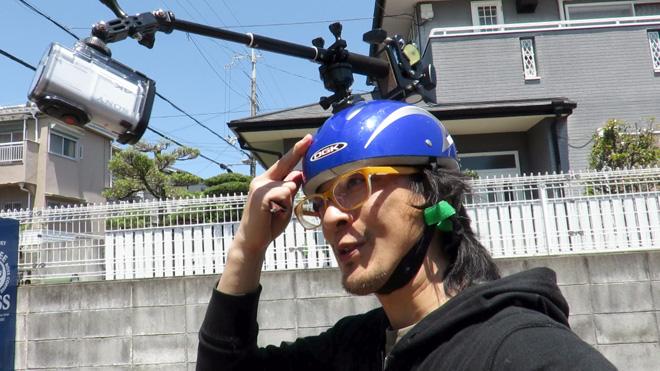 回転しながら自撮り?【360°ローリングポールマウント】GoPro用アタッチメント