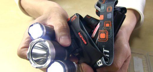 ポテンシック Potensic CREE XM-L T6 LEDヘッドライト