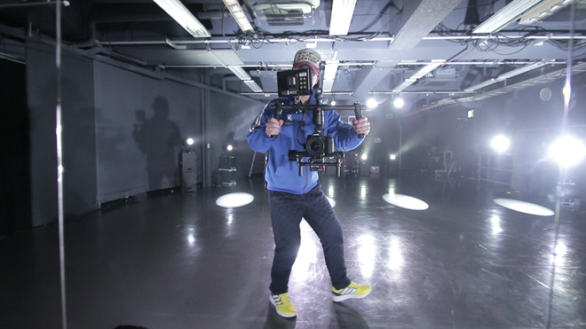 ヌルヌル?フワフワ?【DJI RONIN-M】魅惑の3軸電動スタビライザーを試す!