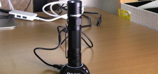 Olight オーライト S30R Baton II