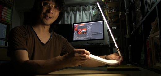 LEDデスクライト 1byone