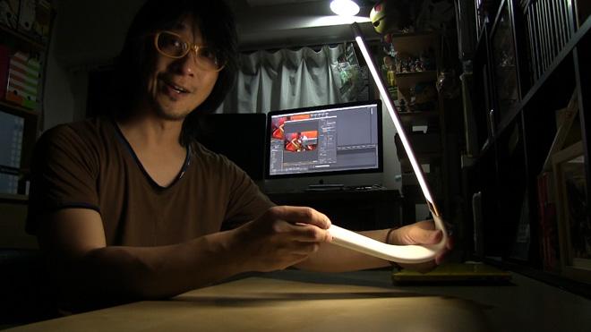 コードレスってイイんじゃない!【1byone LED Desk Light】持ち運び可能なLEDデスクライト