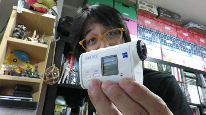 新型出たけどッ!【FDR-X1000V】が悔しい型落ち・・・いまさらブレ補正の実力を試す!