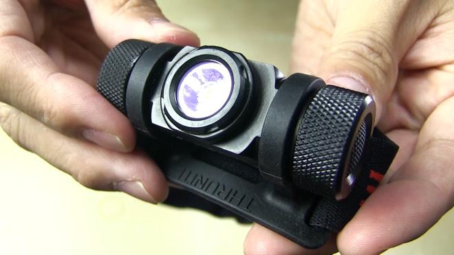 コンパクトになった!防水機能も搭載【THRUNITE TH20 LEDヘッドライト】早速使うぞ。