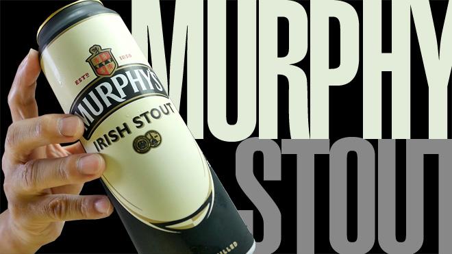 オリンピックの味?【マーフィーズ】アイリッシュスタウト MURPHY'S IRISH STOUT BEER