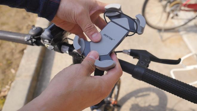 BESTEK 自転車ホルダー スマートフォン用ホルダー