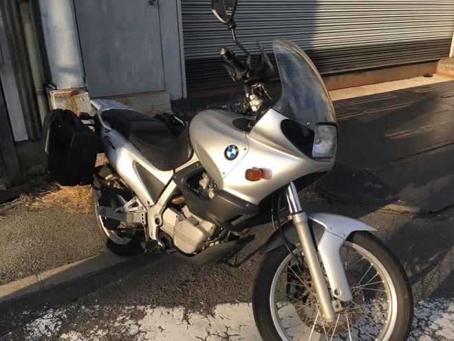 BMW F650 ファンデューロ
