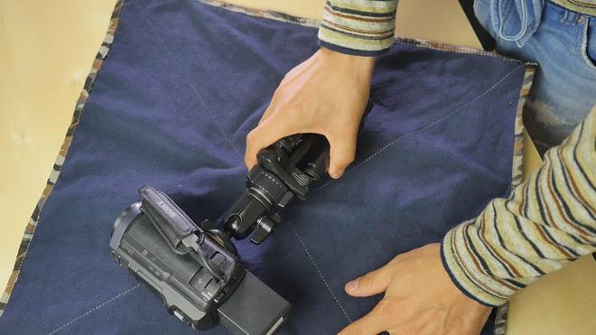 HAKUBA カメララップ