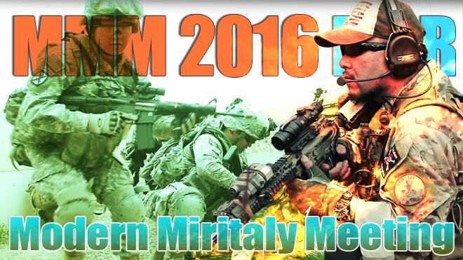 モダン・ミリタリー・ミーティング2016 記録映像【MMM 2016 MAR】まだまだステディカムに慣れてないなー。