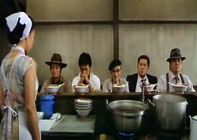【タンポポ】ラーメンを世界に広げた名作グルメウエスタン!