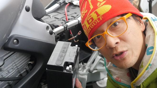 バッテリー スーパーナット SB12AL-A2 密閉型