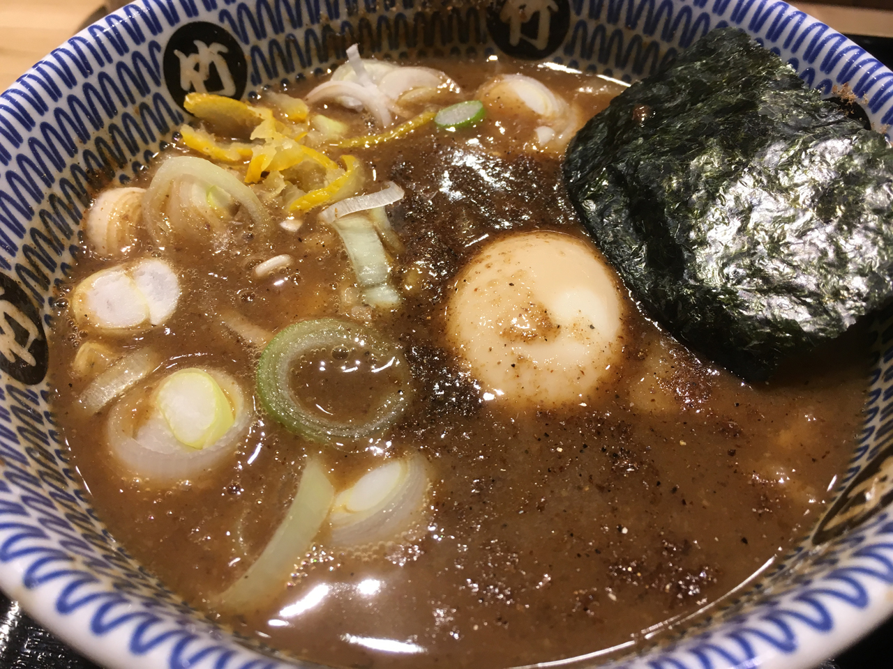 麺屋 たけ井 梅田阪急