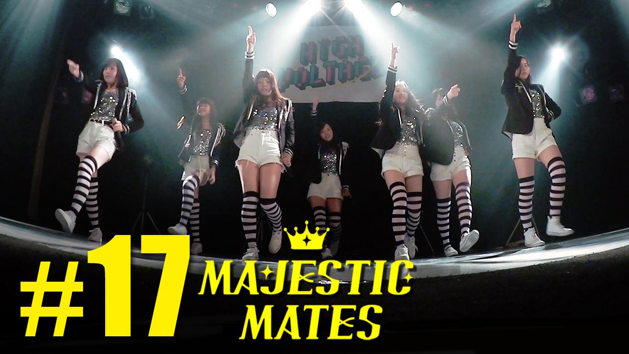ライブ映像:愛はブーメラン カバー【マジェスティックメイツ #17】MAJESTIC MATES