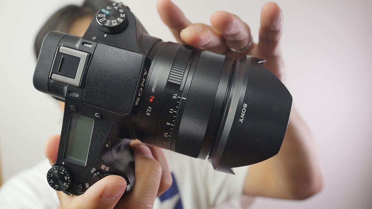 SONY RX-10 Ⅱ