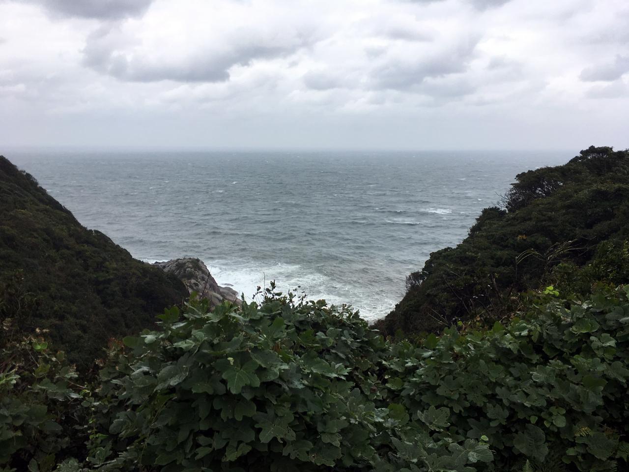 こりゃバイクで行きたい!【美保関灯台】島根県松江市/魅惑の山陰にある海を望むビュッフェ。