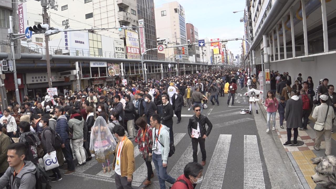 日本橋ストリートフェスタ2018