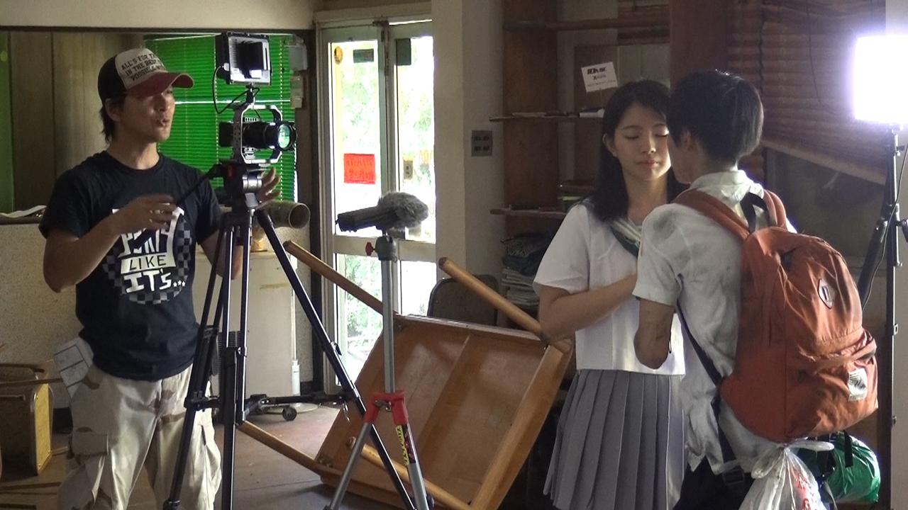 【メイキング】真夏のゾンビ映画撮影!「Sweet Farewell」の舞台裏