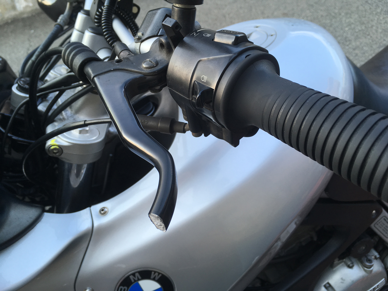 BMW F650