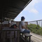 六甲山でジンギスカン食べよう!【カブの旅】初めての六甲山