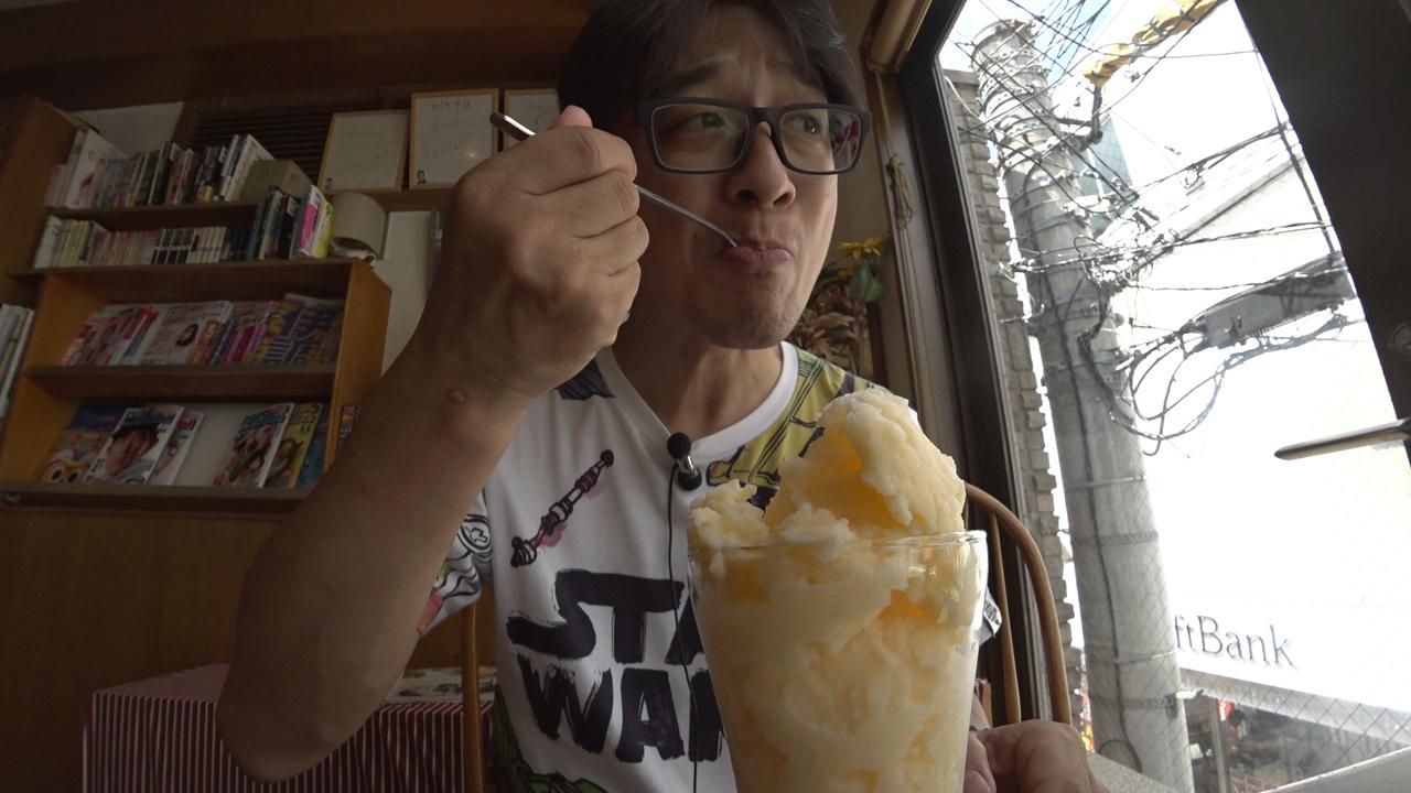 長崎 ミルクセーキ